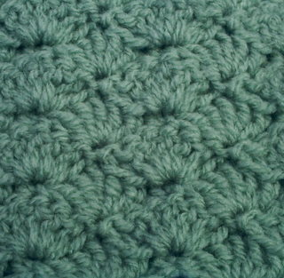 crochet shell stitch